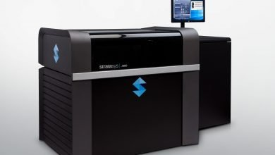 Stratasys J850 3D Printer, which will enhance Volkswagen's automotive design process