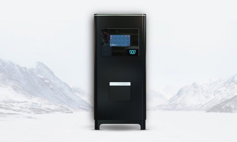 The Gravity 2021 SLS printer