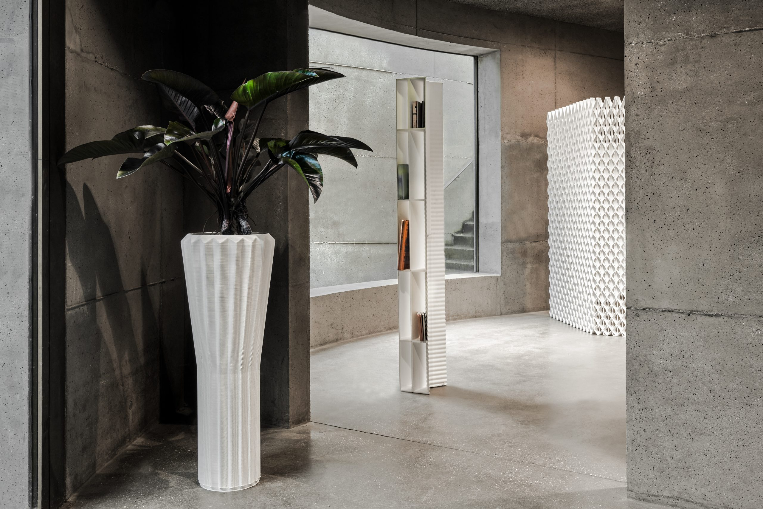 Aectual 3D printed interior products