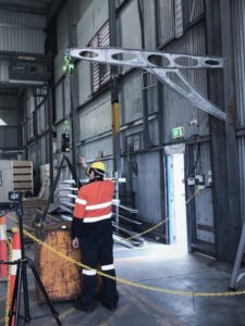 3D printed maritime crane receives verification from industry body