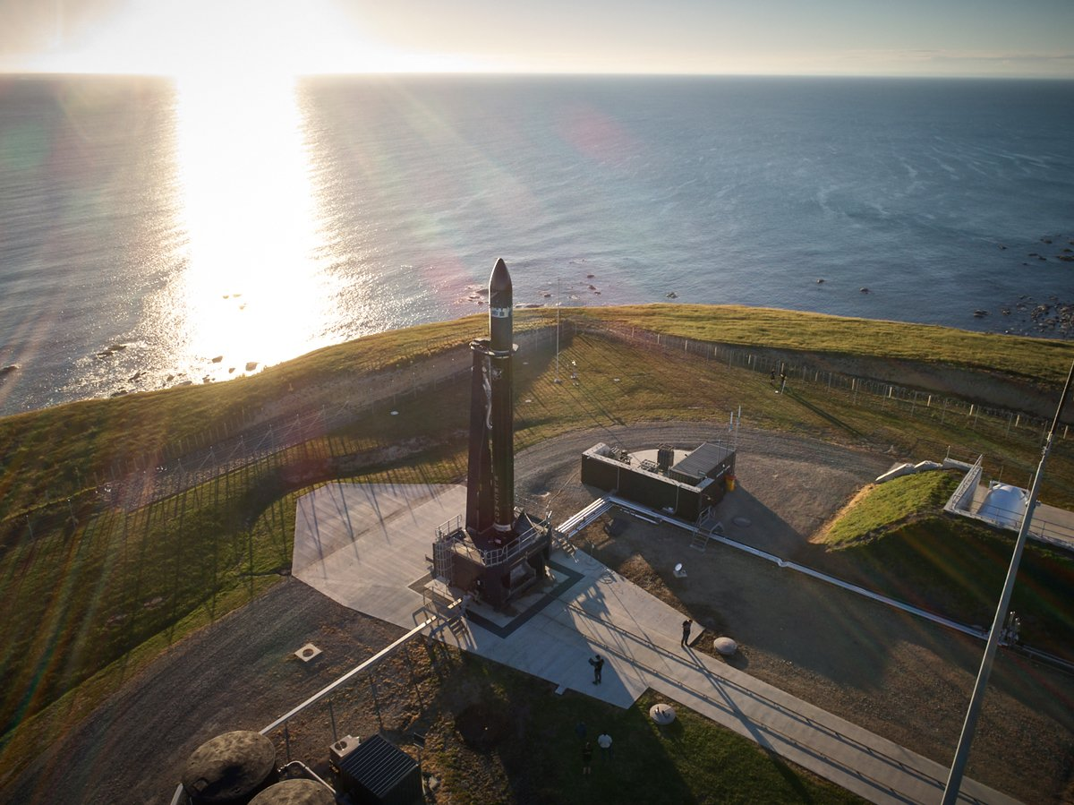 Rocket Lab going public through SPAC merger with Vector