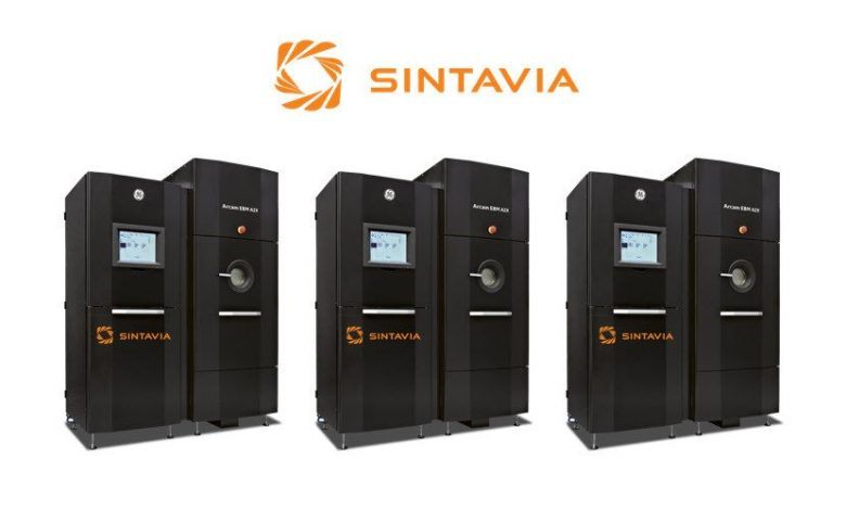 Sintavia expands capacity with 3 GE electron beam printers