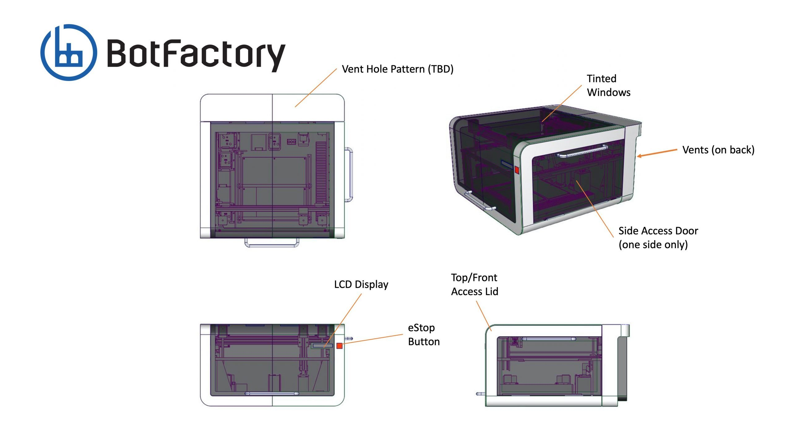 US Air Force to work with BotFactory on next generation of electronics 3D printers