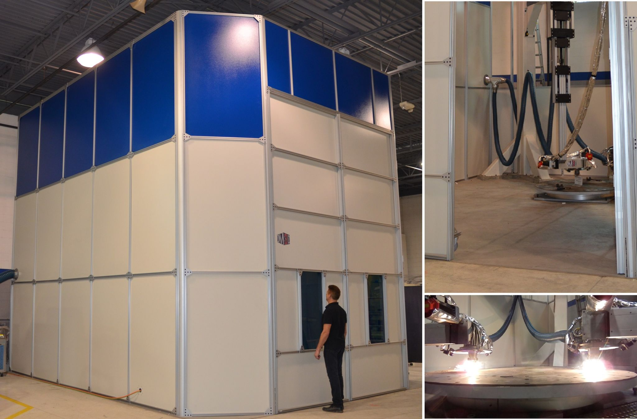 DM3D releases giant new metal DMD system that can print 10ft parts