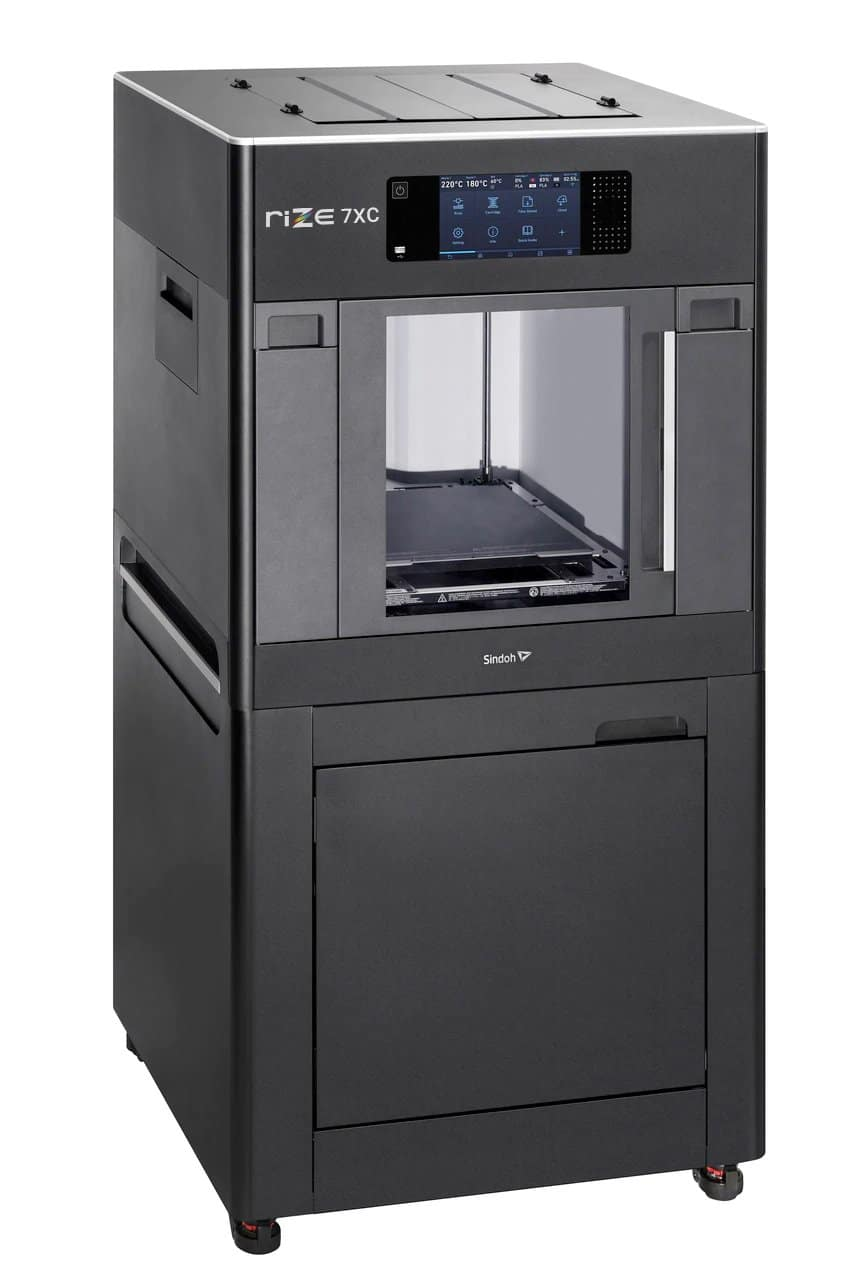 RIZE 7XC industrial 3D printer
