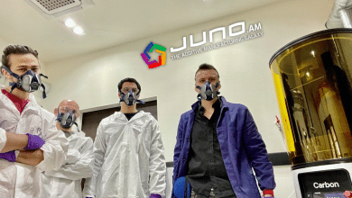 JUNO Carbon 3D printing service