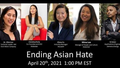 Women in 3D Printing ending Asian hate event