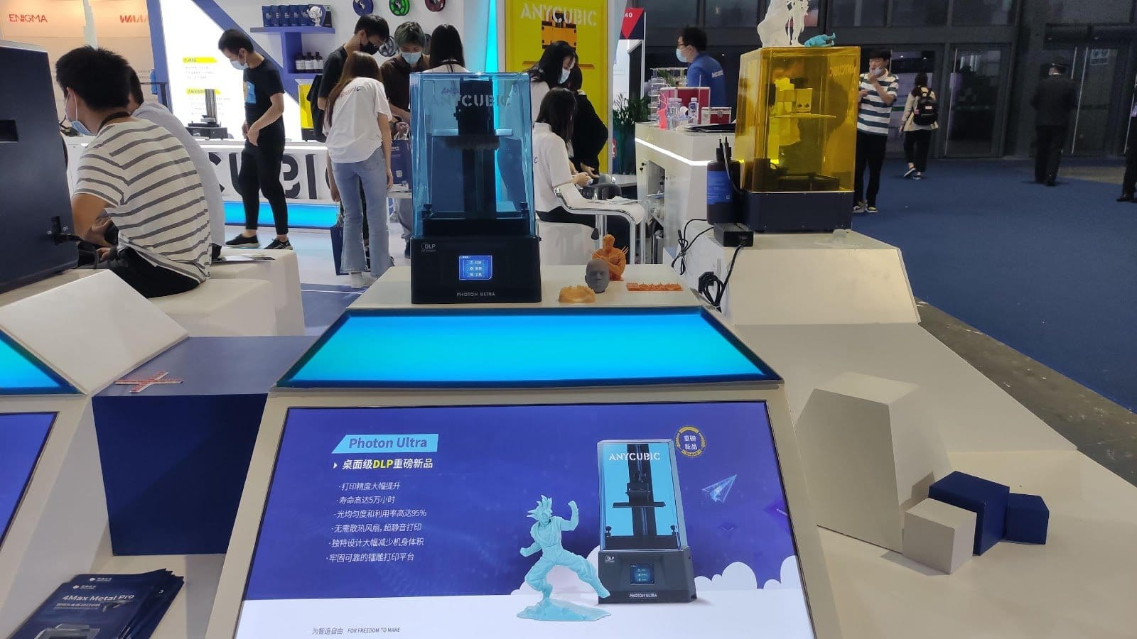 China accounts for 70% of the global desktop 3D printer market