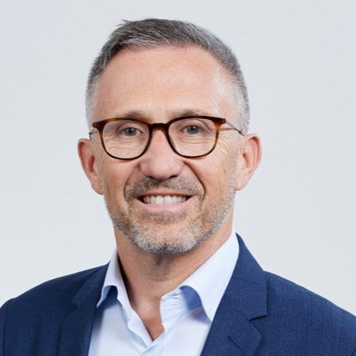 Didier Deltort is the new president of personalization and 3D printing at HP Inc.
