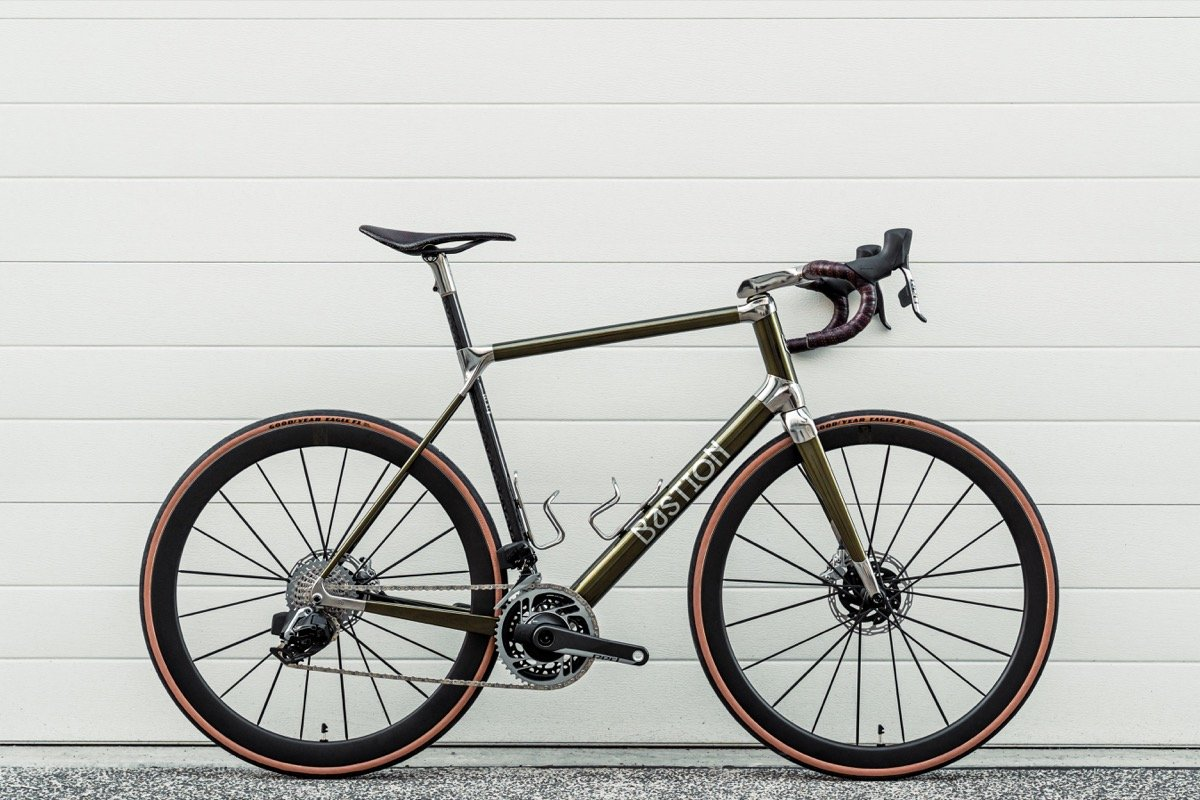 Bastion Cycles introduces fully integrated titanium 3D printed bicycle cockpit