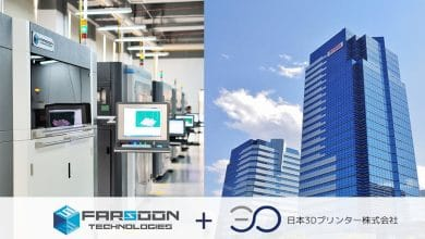 Japan 3D Printer Farsoon