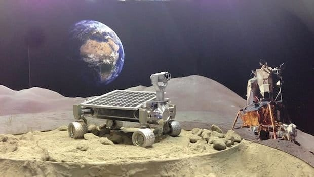 Will Lockheed Martin and GM turn to SLM Solutions and Local Motors to build their lunar rover?