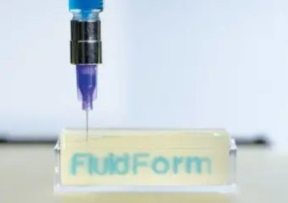 FluidForm has signed an agreement with Ethicon