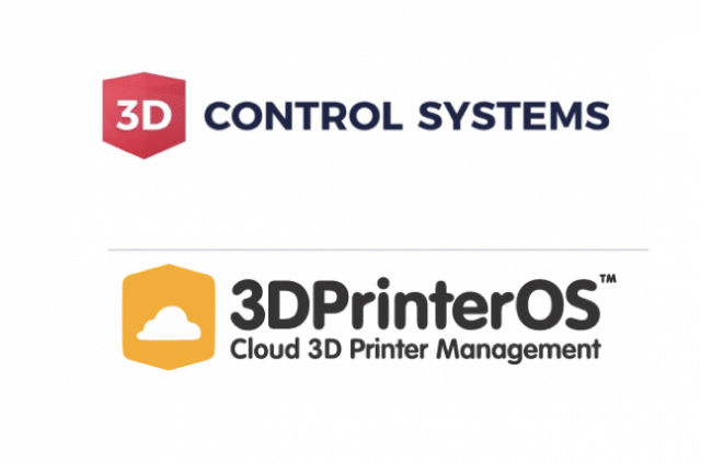 3D Control Systems introduces the New 3.0 3DPrinterOS
