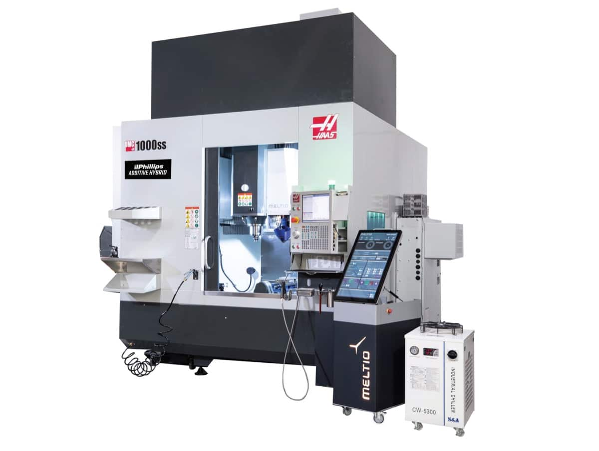 Phillips Corporation introduces affordable Additive Hybrid solution