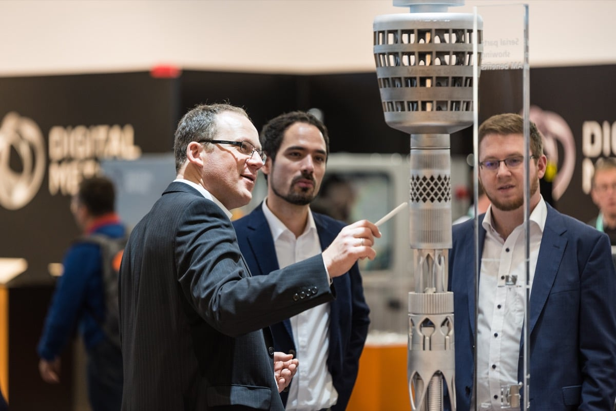 Formnext 2021 additive manufacturing industry