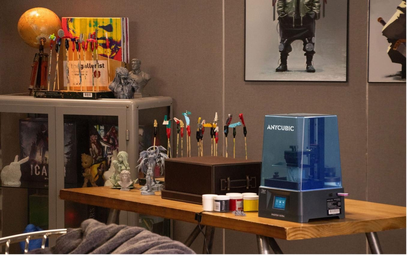 Anycubic Photon Ultra affordable DLP 3D printer now in pre-sale for $399