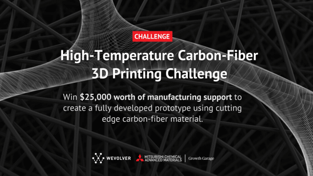 3D printing challenge awards $25,000 to innovate with CFR filament - KyronMAX