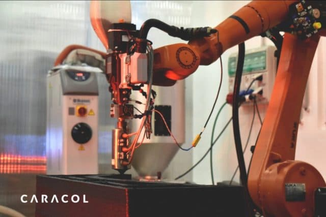 Composites AM startup Caracol closes seed investment round for €3.5 millions