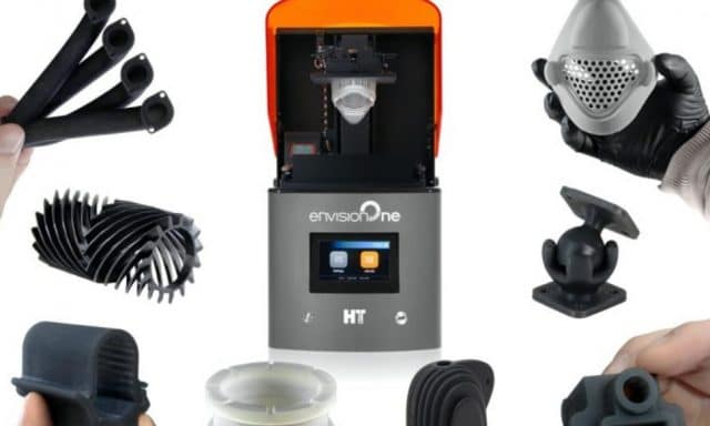 EnvisionTEC and Covestro partnered on DLP tooling applications