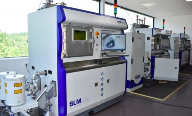 Strengthening its design-led capabilities, Cyient has purchased a new SLM 280 system following international support from SLM Solutions