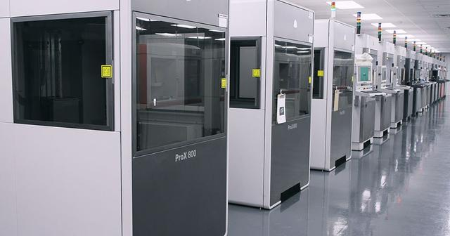 Trilantic completes acquisition of On-Demand Manufacturing business Quickparts from 3D Systems