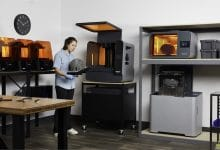 Formlabs large-format post-processing