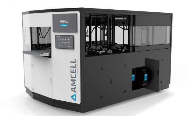 Triditive introduces new Amcell 8300 and Amcell 1400 3D printers