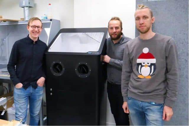 Etteplan, a global engineering company, and Digital Metal, an expert in developing and manufacturing high-precision metal binder jetting systems for industrial use, have agreed to enter into a strategic partnership in additive manufacturing